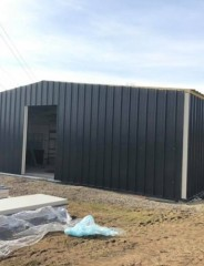 Aneuco in Batterstown:  Chasing Tails New Dog Kennels Building